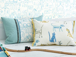 Picturebook Cushions
